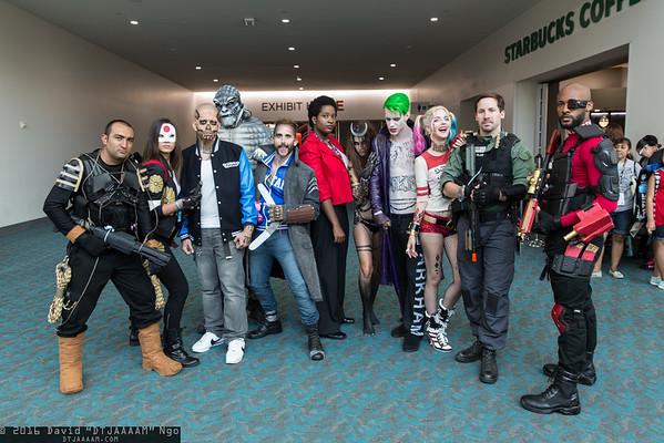 San Diego Comic-Con 2016 - Saturday