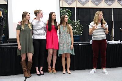 Whitworth Graduation 2017