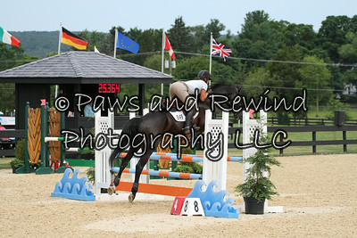 Wednesday Ring II: 1.00m Jumper