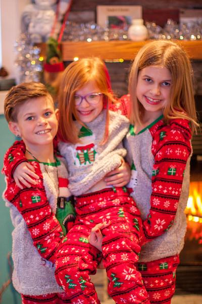 Jenn's family Christmas 2019