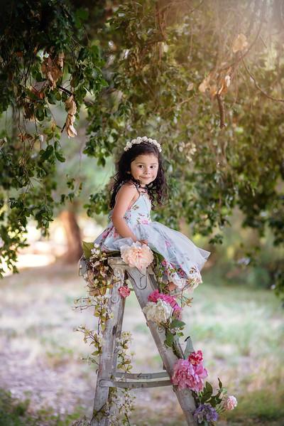 DollCake flower Knee High Dress size 4