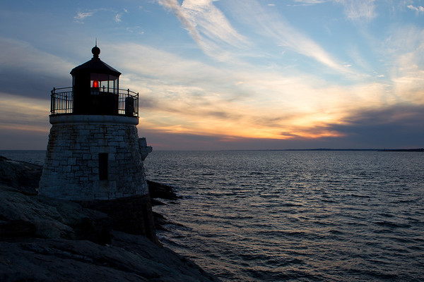Castle Hill Lighthouse, RI