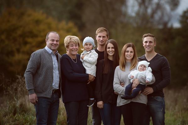 Friday Family Portraits