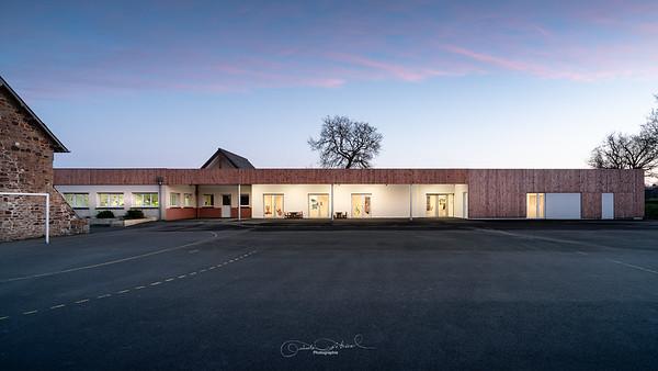 """École """"L'hôpital"""" Quessoy - François Violi Architecte"""