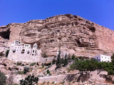 22 Монастырь Георгия Хозевита. Пятница, 15 мая. 10:10