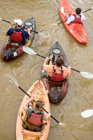 ENVS Kayaking @Goodall