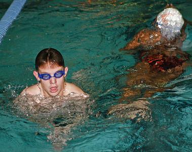 Swim & Dive Lee 12/12/08