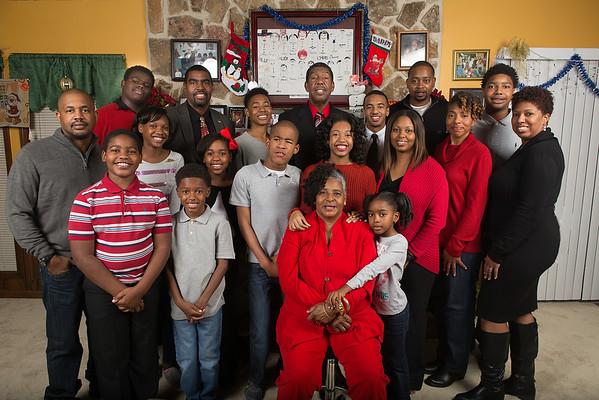Spottsville Christmas Photos