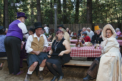Sugar Pine Railway Gaslamp Society 2014