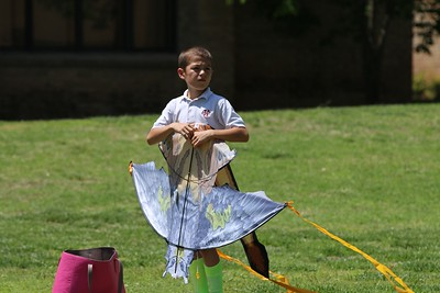 2nd Grade Kites