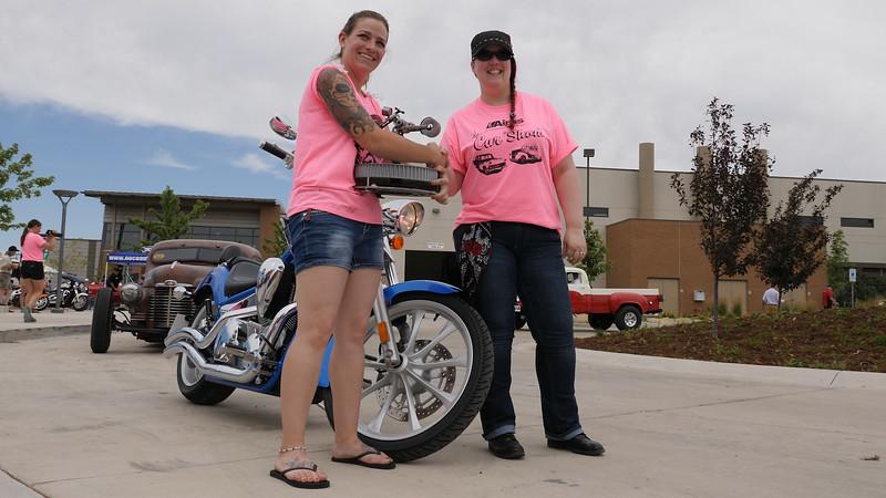 Best Motorcycle – Jen May-Baker – 2012 Honda Fury
