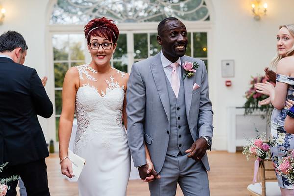 Jane & Noel Wedding