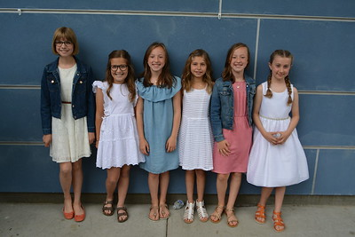 Palm Crest 6th-Graders Celebrate Promotion