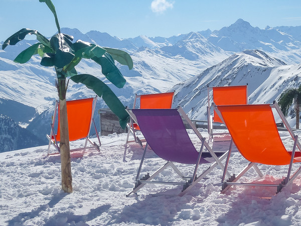 Climate Change, Davos, Switzerland