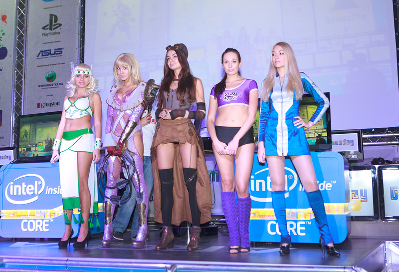Girls of Games Day #2