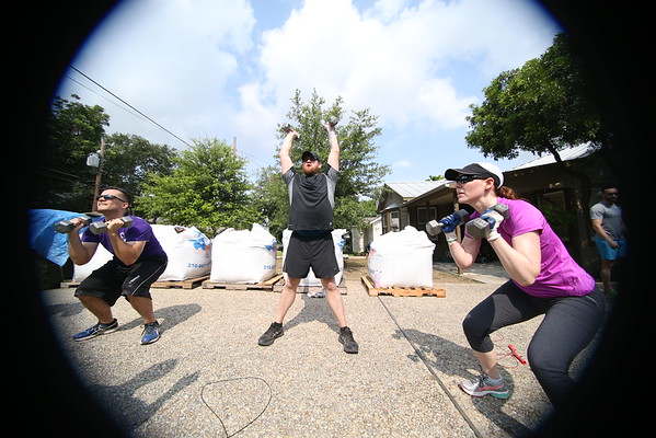 WOHO Work Out Help Out (June 11 2016) (Courtesy of Feel Good Culture
