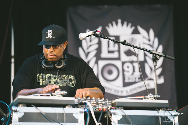 Lyricist Lounge Presents DJ Premier and The Badder Band