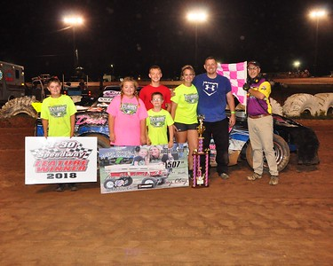 08-11-2018 Feature Winners Afton Goodson Memorial Race