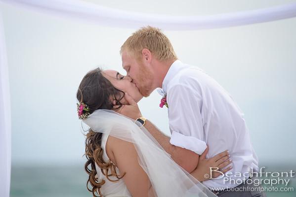 Jolene & Victor - Fort Walton Beach Wedding Photographer