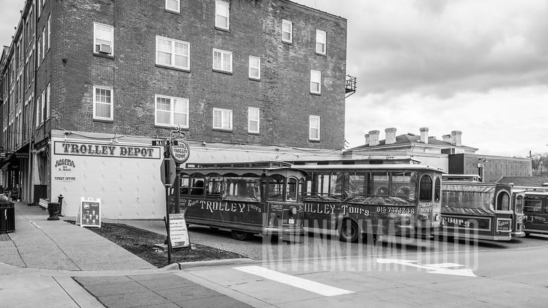 Trolley Depot