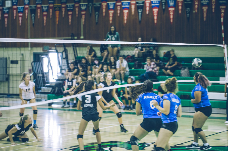 SONOMA COUNTY VOLLEYBALL