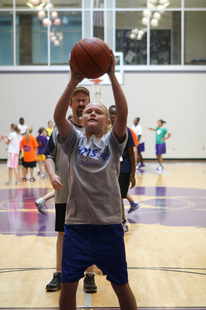 Darlington Basketball Camp GIRLS 2--8