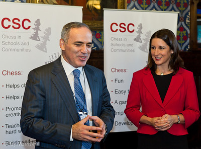 Chess in Schools and Communities 1st Birthday Event