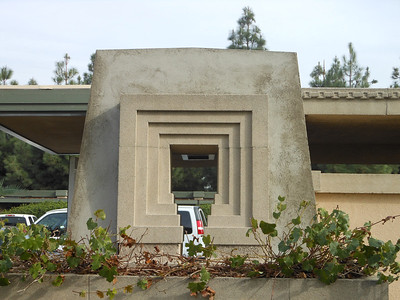 25. Hollyhock House, November 2012