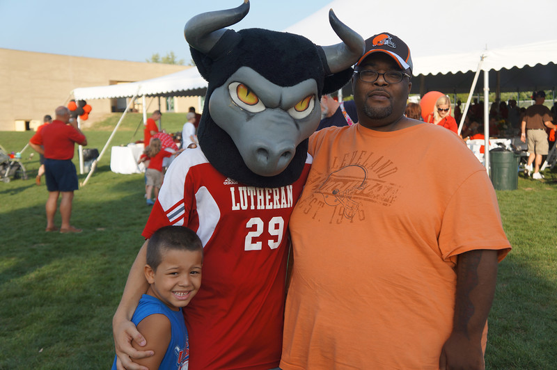 Lutheran-West-Longhorn-at-Unveiling-Bash-and-BBQ-at-Alumni-Field--2012-08-31-155.JPG