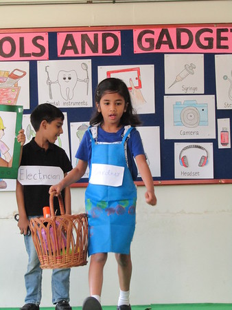 Topic Presentation by Kangas of PPII A - 'Tools and Gadgets'
