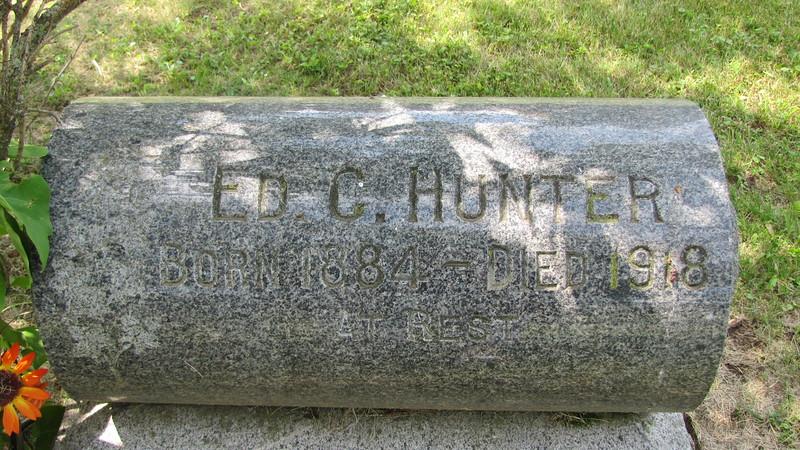Edward Clarence Hunter