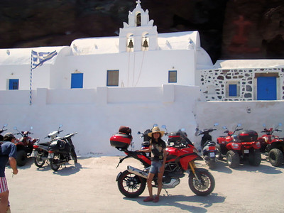 Greek MTS1200 & My Travels - 'Teris'