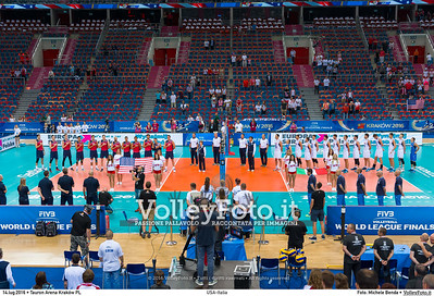 USA - ITALIA #FIVBWorldLeague