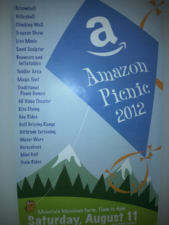 Amazon Picknick 12