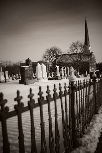 Cemetery---Coopersburg, PA