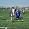 Gibraltar National squad play Under 21 in training friendly