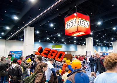 LEGO KidsFest Mar 2014