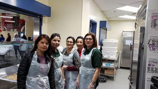 PICO - November 2018 Volunteering - St. Vincent De Paul
