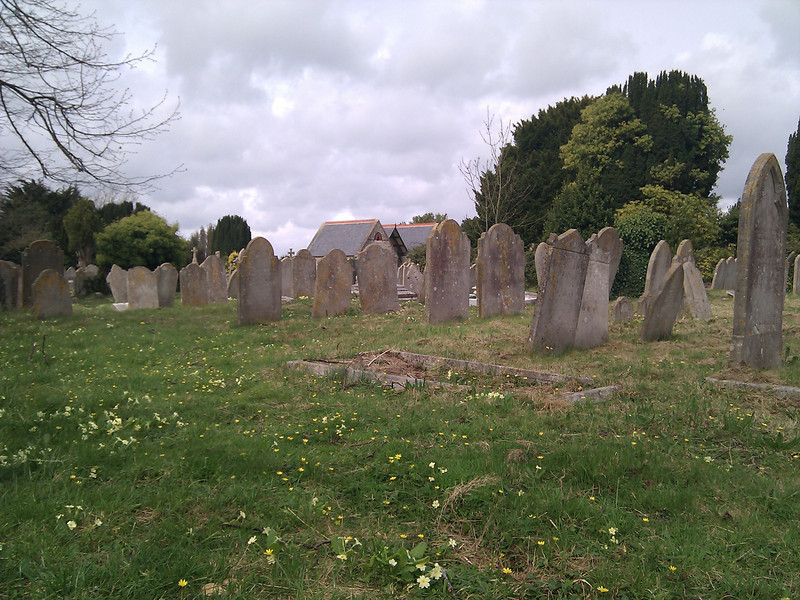 More cemetary
