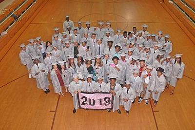 2019 Middle Division Graduation