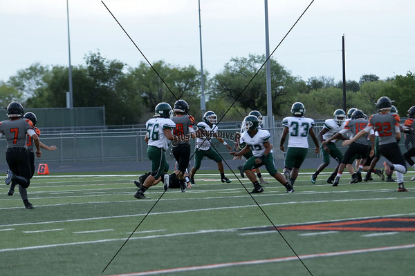 JV Black vs Luling