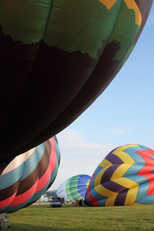 Hot-air Balloon Festival at NJ 07/24/2010