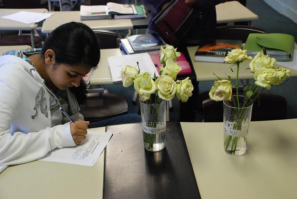 2011-2012 8th Grade Life Science Experiments