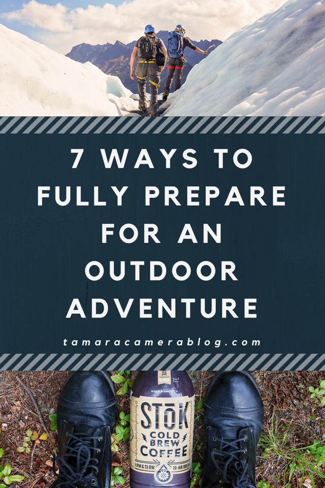 Have you ever prepared for adventure? For my last one, I had to FULLY prepare mentally, physically, emotionally. Here are 7 tips how. #ad #SToKCoffee #Cbias