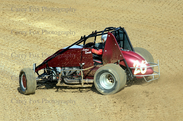 June 21, 2014 - sprints and modifieds