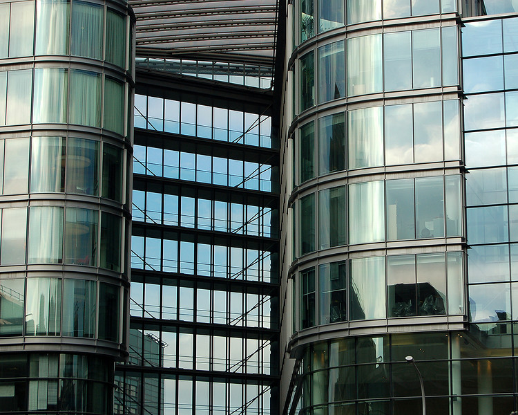 Glass and Steel in London