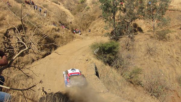 WRC Pros On Stage - Saturday