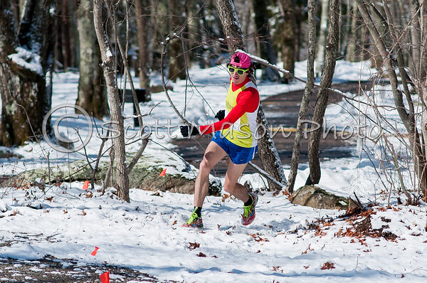 Brrr-lingame Trail Races 4.5m