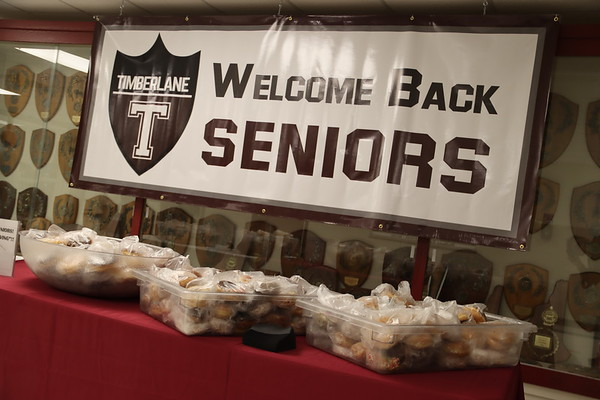 20210301  Welcome Back Seniors!