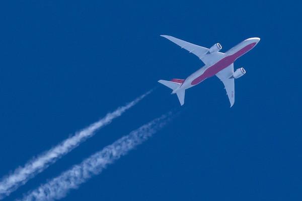 VT-ANX - Boeing 787-8 Dreamliner